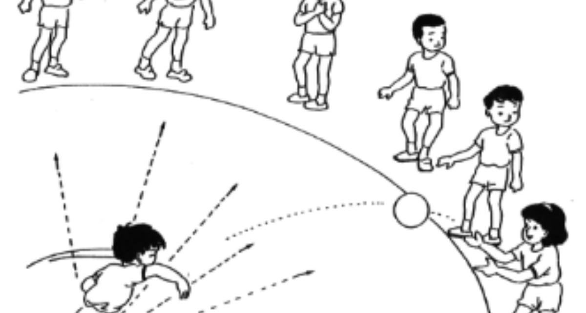破冰遊戲 - 球來球往 - 草草了事